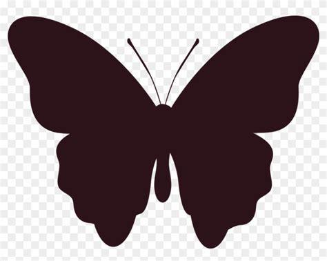 gambar animasi kupu kupu hitam putih hd