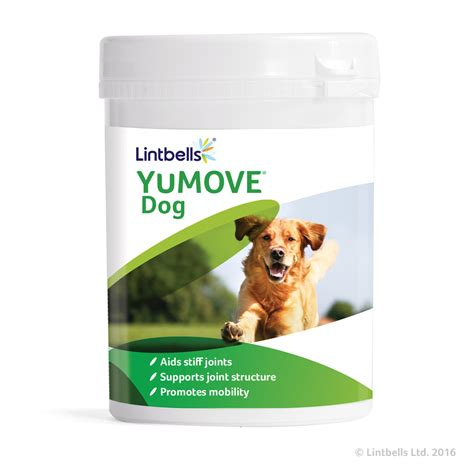 joint supplement for dogs yumove joint support supplement for dogs 300 tablets ebay