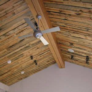 reclaimed wood ceiling fan vaulted ceiling reclaimed wood fan leisureland