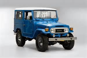 Toyota Fj Land Cruiser Fj Company Restored A 1978 Toyota Land Cruiser Hypebeast