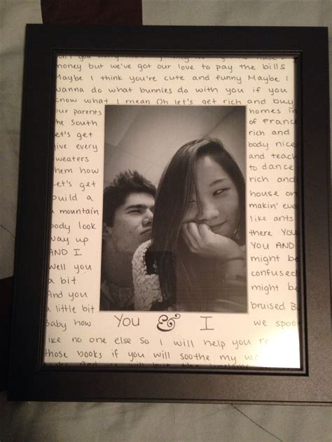 17 best ideas about boyfriend picture frames on pinterest
