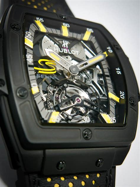 hublot senna kw jpg hublot mp 06 senna act iv is launched as the collection s
