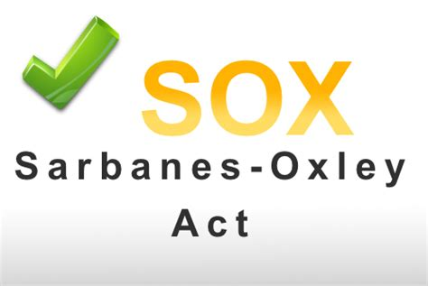 sarbanes oxley act section 201 sox compliance slpowers