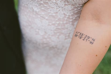 longitude latitude tattoo latitude and longitude www pixshark images