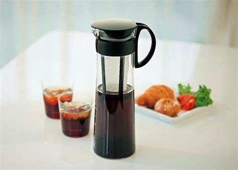 alat keren  membuat kopi cold brew majalah otten coffee