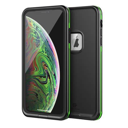 iphone xs max waterproof 2018 6 5 inch casetech lre series shockproof underwater ip68