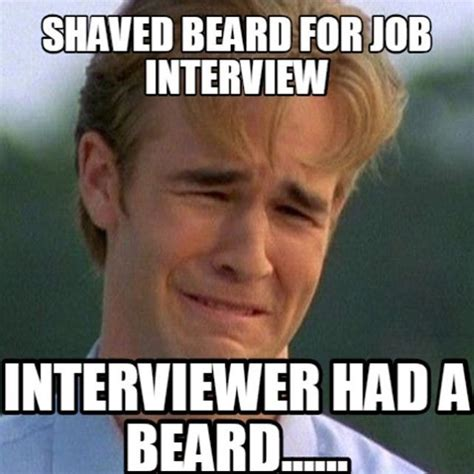 Shaved Beard Meme - 20 humor memes that will make you chuckle sayingimages com