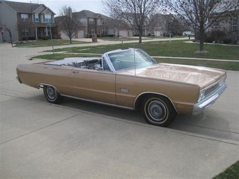 69 plymouth fury for sale purchase used 69 sport fury conv all original