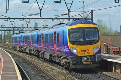 transpennine express trains seating plan trains cancelled between liverpool and manchester after a