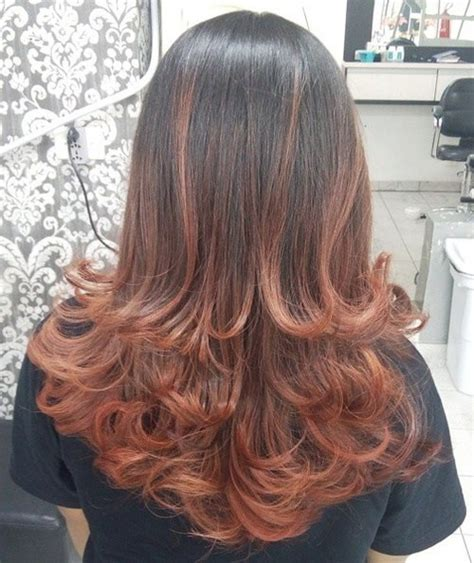 two tone hair color on top light on bottom 10 trendy two tone hair styles crazyforus