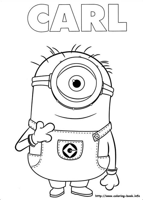 minions coloring book 18awesome minion coloring book clip arts coloring pages