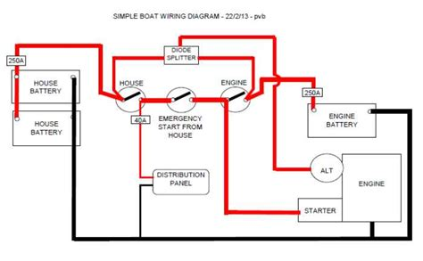 sailboat wiring schematic get free image about wiring