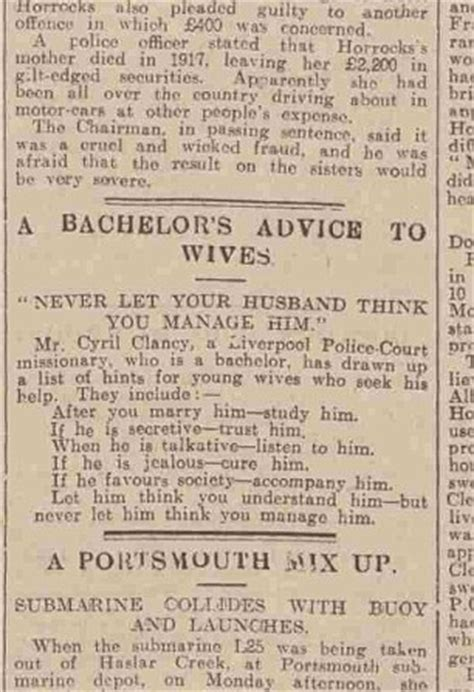 Marriage Advice Articles by Newspaper 1800s Www Pixshark Images Galleries