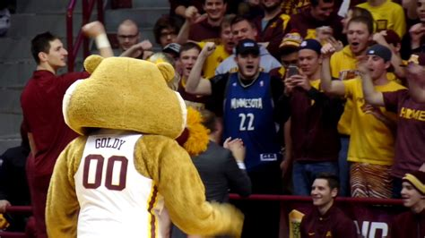 row the boat chant coach p j fleck gopher student section greeting the new