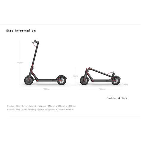 Xiaomi Mijia Smart Electric Scooter xiaomi mijia smart electric scooter white jakartanotebook