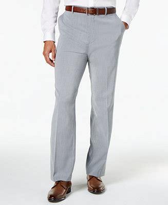 light grey dress pants i n c men s light grey suit pants created for macy s
