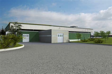 progetto capannone liamento capannone industriale