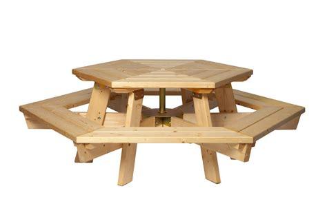 table de en bois table bois exterieur