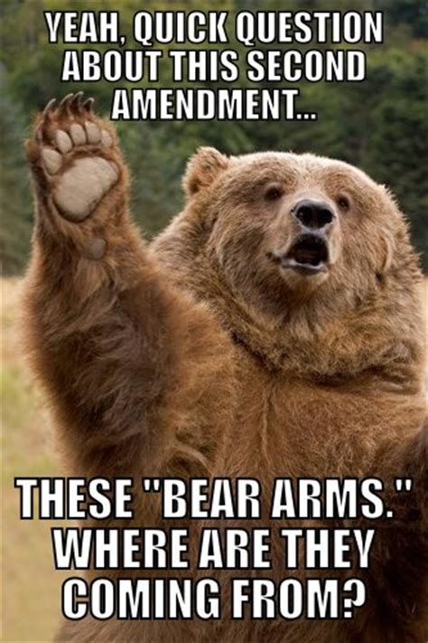 2nd Amendment Meme - monday meme right to bear arms old road apples