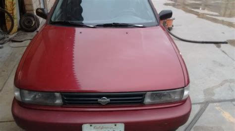 how to fix cars 1992 nissan sentra electronic throttle control 1992 nissan sentra automatic for sale nissan sentra xe 1992 for sale in palm desert