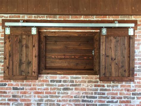 Outdoor Cabinet Doors Barn Door Style Outdoor Tv Cabinet Remodeling Contractor Complete Solutions Flower Mound Tx