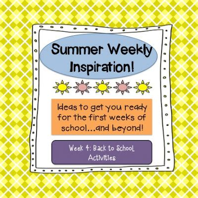 Inspirations This Week 4 by Learn Teach Summer Inspiration Linky Week 4