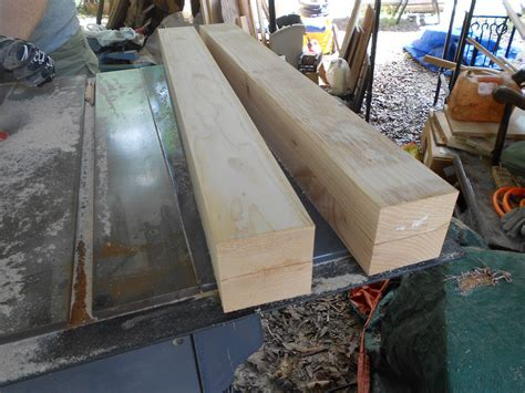 how to taper 4x4 table legs table legs or posts from 2x4s