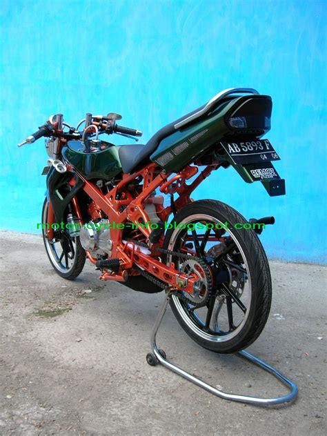 gambar kawasaki modif jogja motorcycle motors