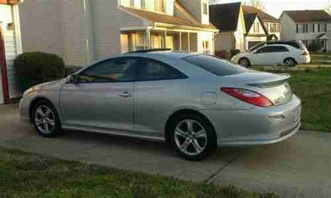 find used 2007 toyota solara sport coupe 2 door 3 3l in