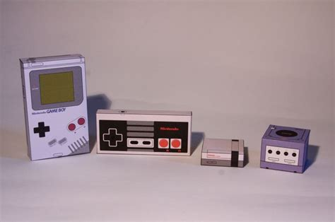 Nintendo Papercrafts - discover and save creative ideas