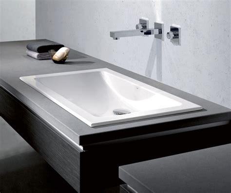 lavandini da incasso per bagno lavabo rettangolare da incasso eb r alape