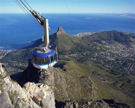 table mountain cable car ridgway ramblers
