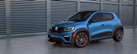 Renault dévoile deux showcars de Kwid : les Racer et Climber