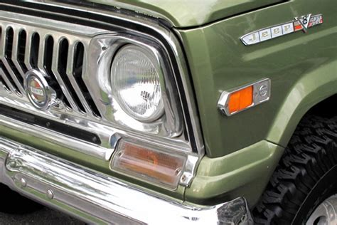 jeep wagoneer trunk my wagoneer makes a cow sound my 4x4 truck dreams