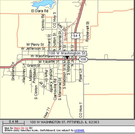 Pike County Il Court Records Pike County Il Directions