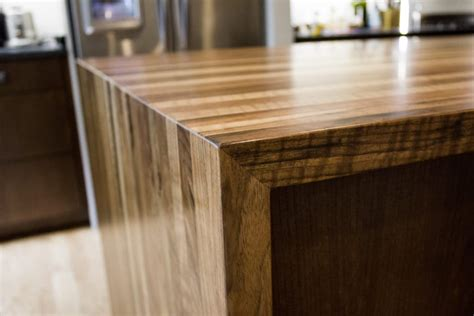 Wood Countertop Finish by Maryland Wood Countertops Finishes
