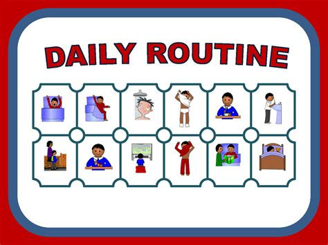daily with a god is a daily routine