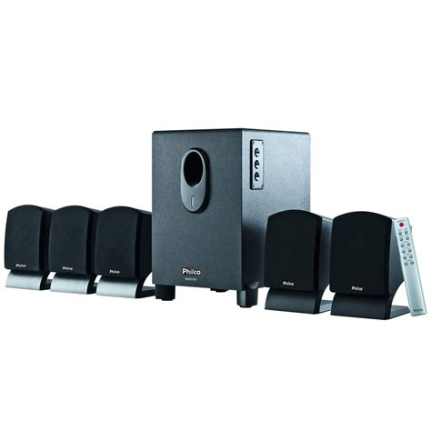 caixas acusticas p home theater philco pht  canais