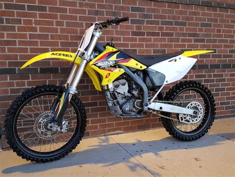 2005 Suzuki 250 Dirt Bike 84 Best Images About Want On Youth Dirt Bikes