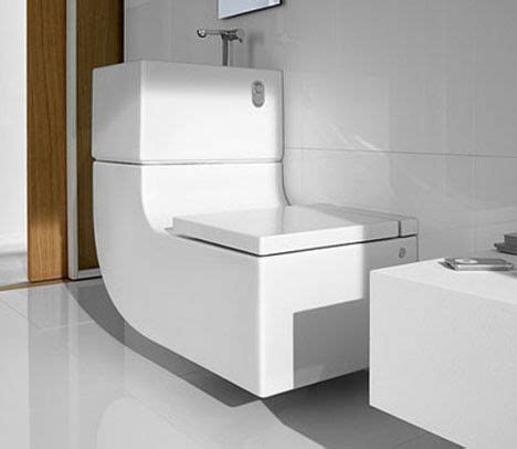 grey water toilet roca toilet integrates sink grey water cistern treehugger