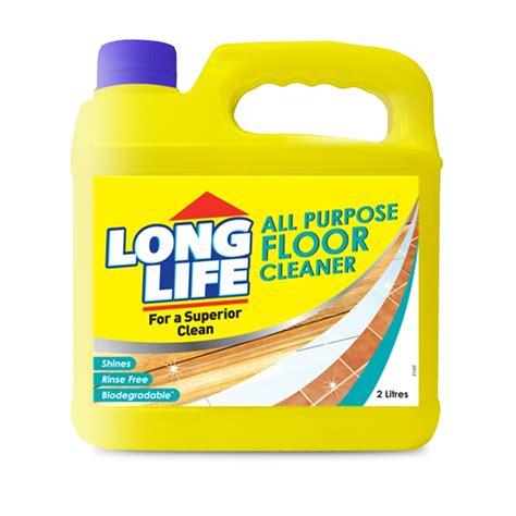long life 2l general purpose floor cleaner