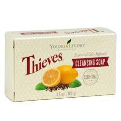 Thieves Cleansing Bar Soap thieves cleansing bar soap living essential oils