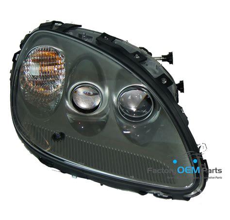 c6 corvette headlights 05 08 corvette rh passenger side c6 silver headlight