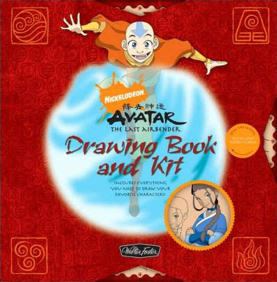 Avatar The Last Airbender Drawing Book nickelodeon avatar the last airbender drawing book and