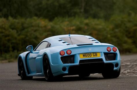 Nobel Auto by Noble M600 Review 2017 Autocar
