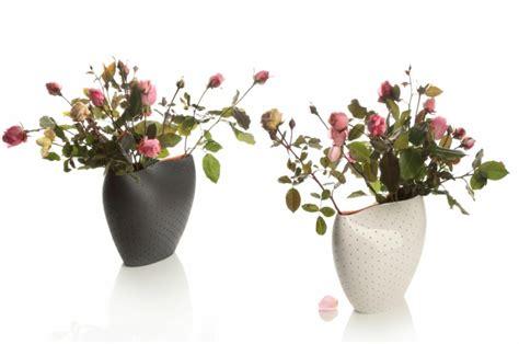 vasi alessi vase noir design id 233 es de d 233 coration