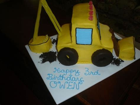 Digger Cake Template by 1000 Images About Digger Cakes On