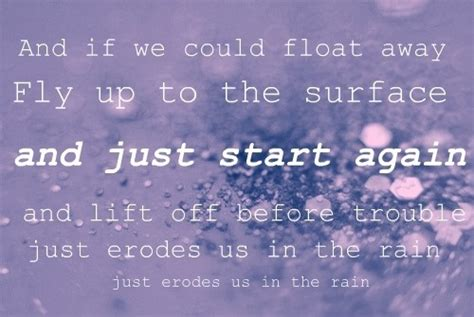 coldplay us against the world us against the world coldplay beautiful words quotes