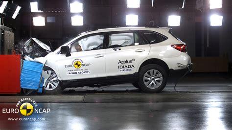 subaru crash test ratings euroncap announces crash test scores for land rover