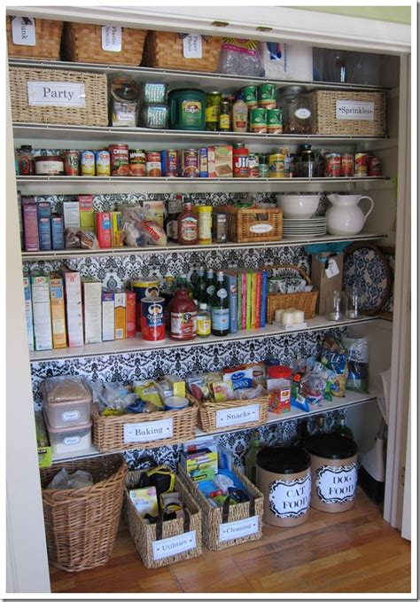 Cheap Pantry Organization by 36 Dollar Store Kitchen Organization Hacks You Can Pull